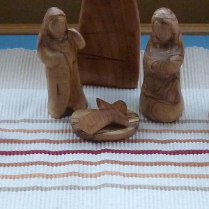 Godly Play Holy Family Mary and Joseph