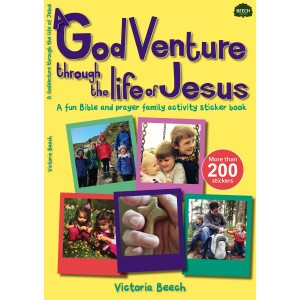 A GodVenture through the life of Jesus cover for new website square