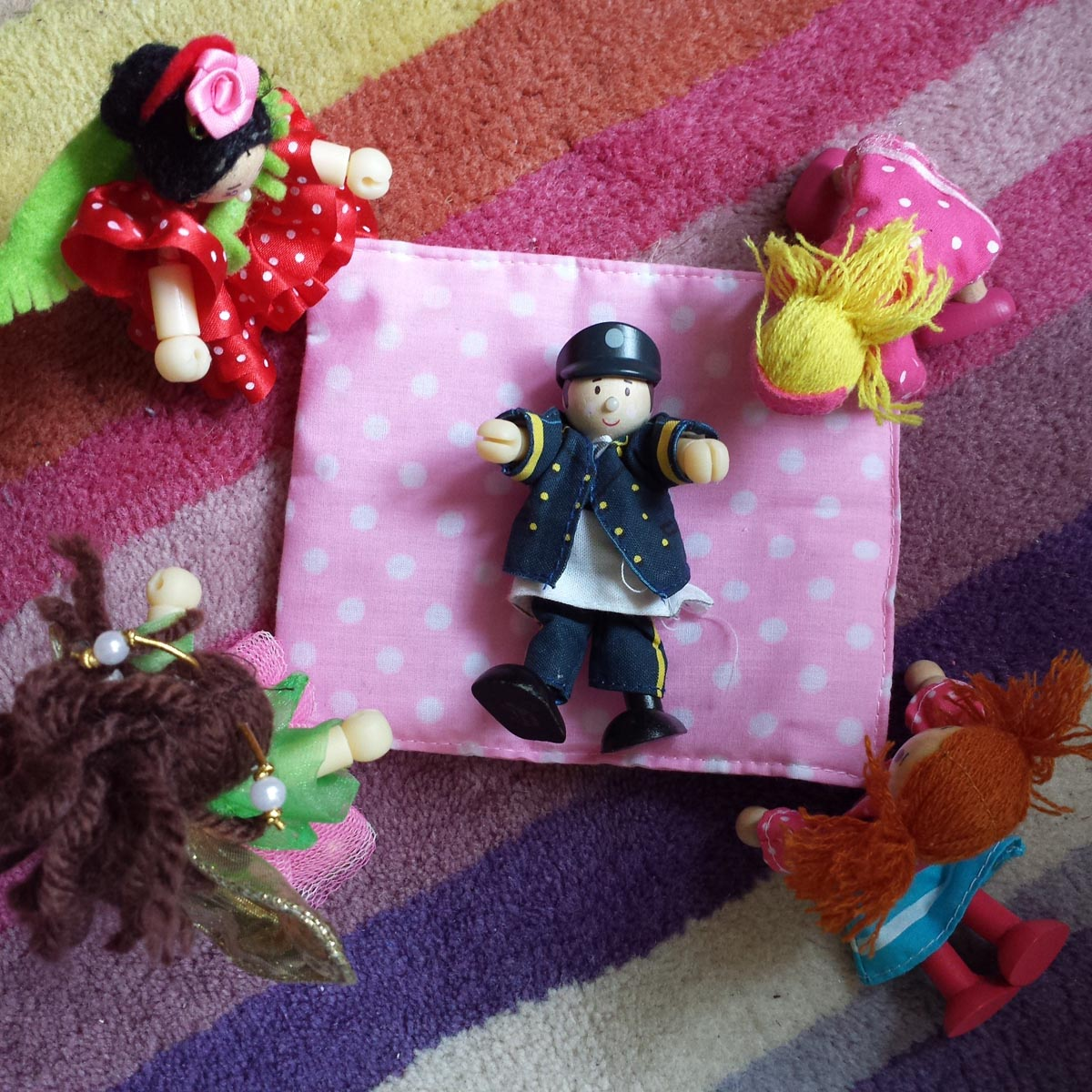 bible story with toys or the day jesus went to peppa pig u0027s house