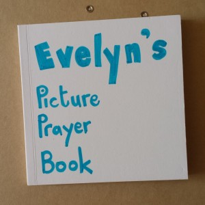 Evelyns prayer book
