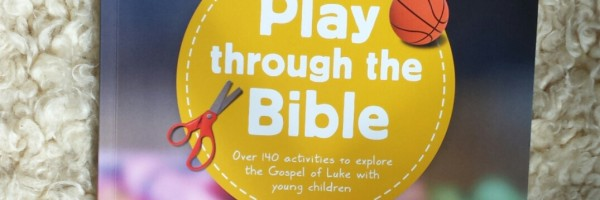 Play through the Bible closer up