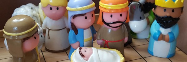 Happyland nativity