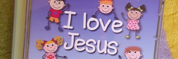 I love Jesus CD