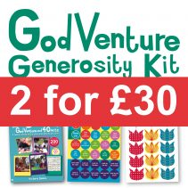 GodVenture Generosity Kit 2 for £30