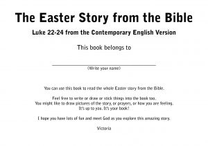 The Easter story from the Bible3