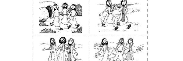 Pictures for 'Bible story with pictures' (page 24) 300dpi sq