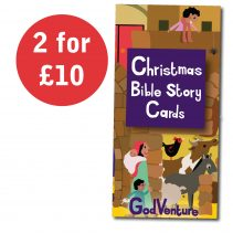 Christmas Bible Story Cards 2 for £10