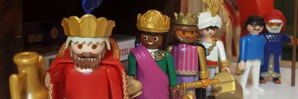 Playmobil wise men