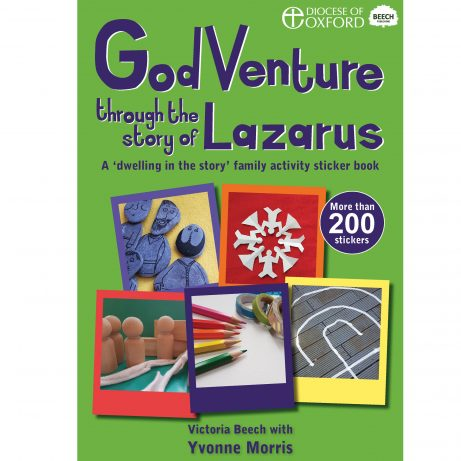 Lazarus book cover square