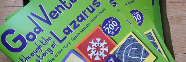 new lazarus book