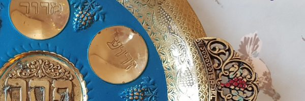 2 Seder plate - whats on it and why
