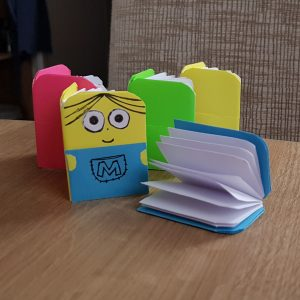 little books nativity Minion DIY makeit