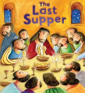 The Last Supper details Jesus' last meal with this followers, a crucial part of the Easter story