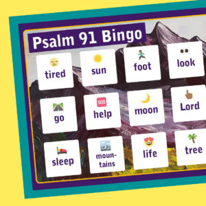 game explore Bible devotional for families