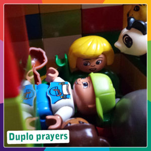 prayer with under 5s toddlers babies